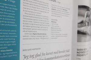 Kursus: Pressearbejde i praksis – næste gang 15. og 16. juni hos Dansk Magisterforening